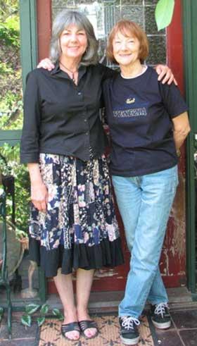 Sharyn&Anne