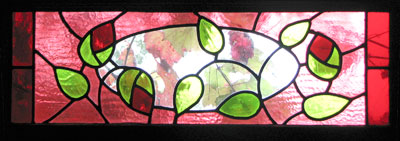 leafy window